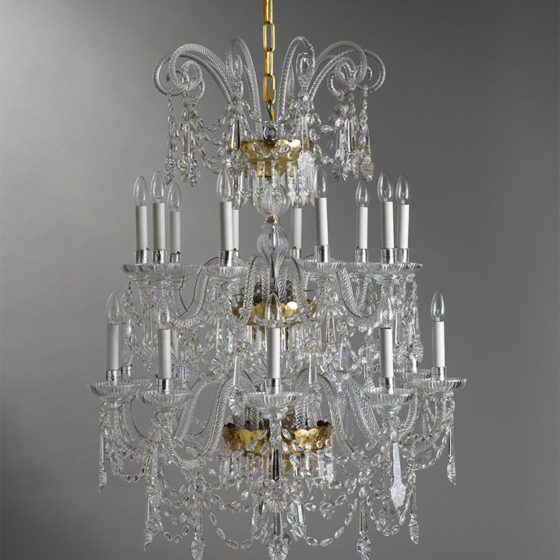 Art. 101/20 • Crystal chandelier • Ø 86, H 115