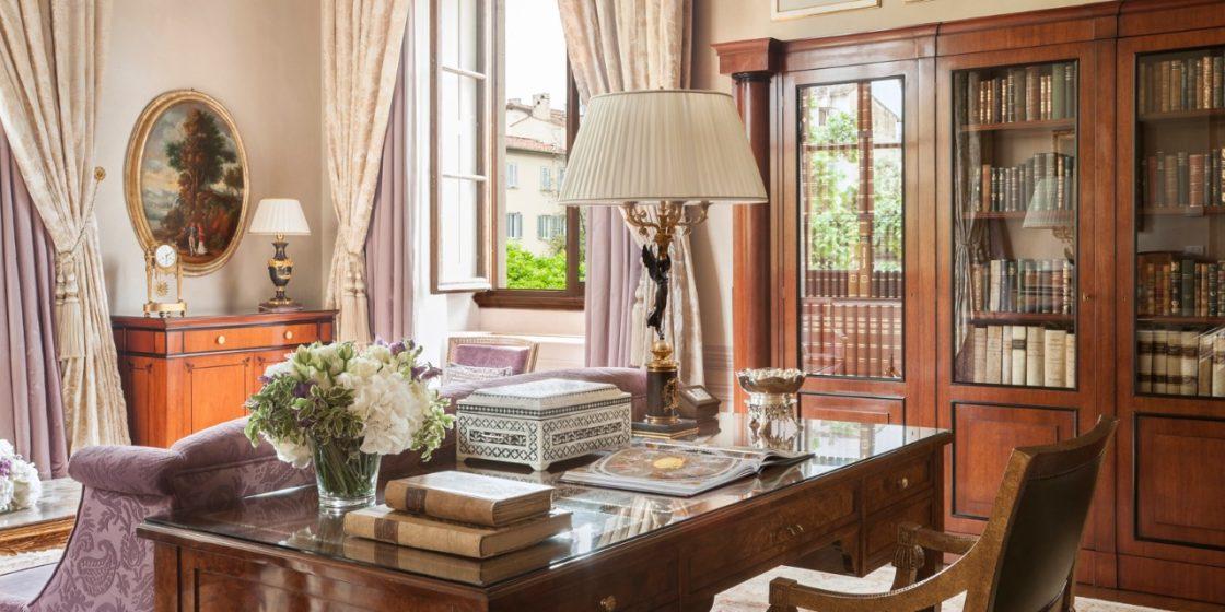 GHERARDO DEGLI ALBIZZI • Lampadari artistici · Four Season Hotel, Firenze